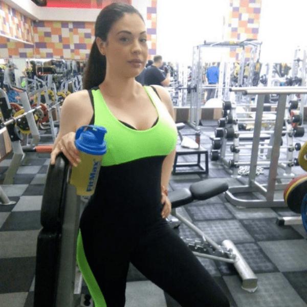 Инна покаялась в содеянном и отправилась в спортзал