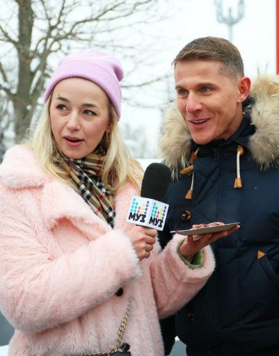 Мария Матвеева и Алекс Малиновский