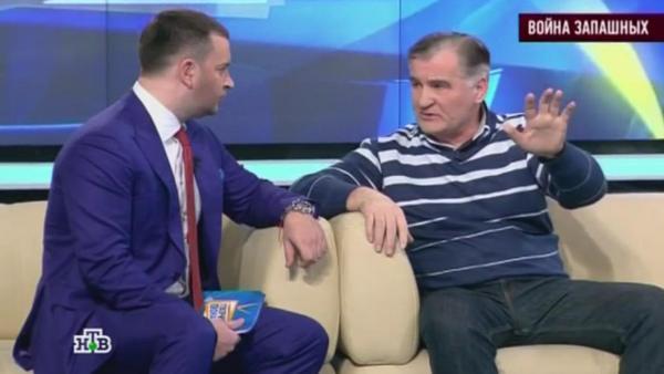 Руслан Тимаев, друг семьи Запашных