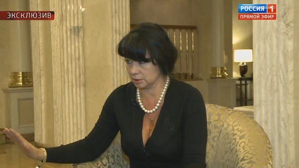 Официальный представитель жены Армена Джигарханяна Элина Мазур