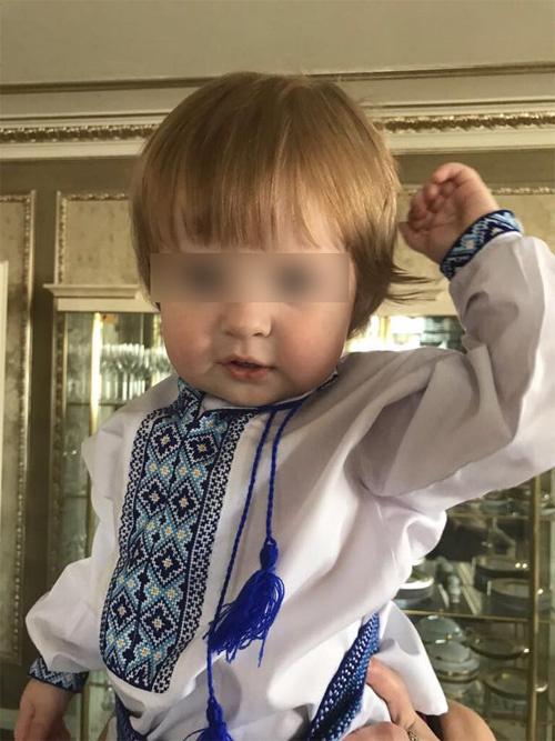 Сын Марии Максаковой Ваня