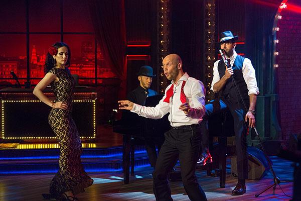А затем станцевала настоящее аргентинское танго