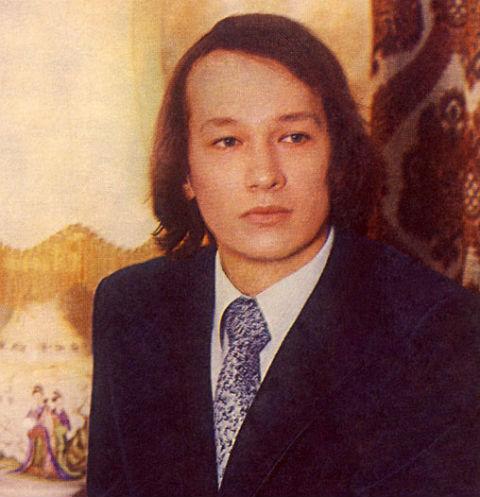 В молодости Леонид Каюров был звездой экрана