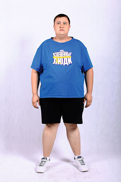 К моменту прихода Тимура на проект он весил 165 кг