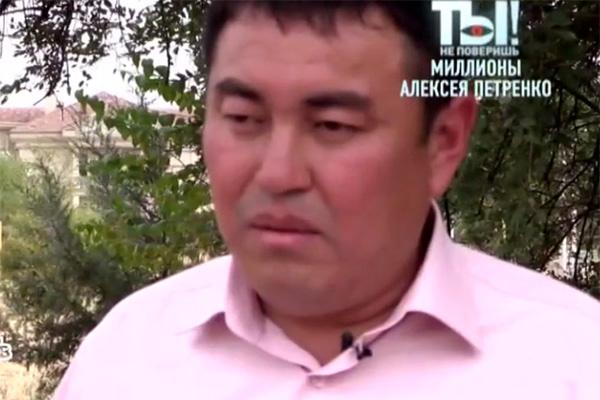 Улукбек Сулейманов - родной отец дочери Азимы, которую Алексей Петренко якобы записал на себя