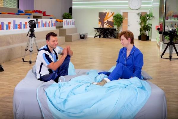 Наталья призналась Манучарову, что болезнь спасла ее