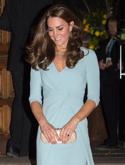 Кейт в Лондоне