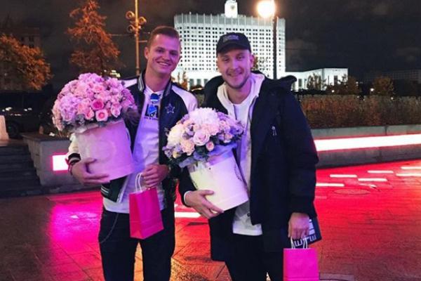 Сейчас Дмитрий и Александр близкие друзья
