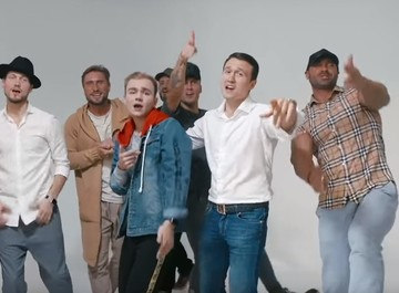 Участники шоу «Замуж за Бузову» высмеяли Ольгу в музыкальной пародии
