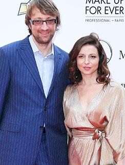Алиса Хазанова и ее избранник Дмитрий Шохин