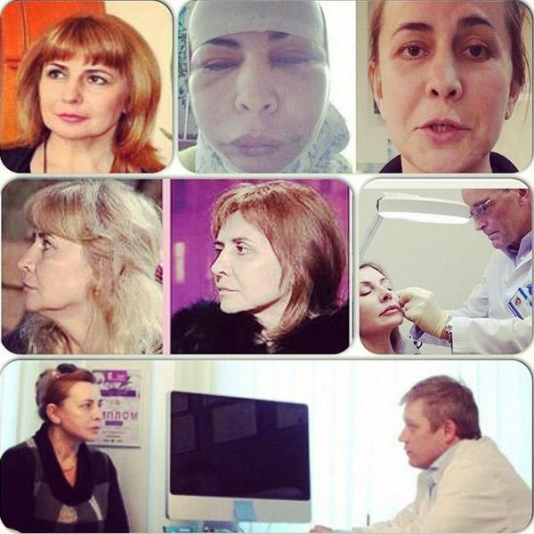 Эти фотографии иллюстрируют, через что пришлось пройти Ирине Александровне