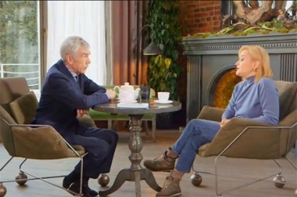 Татьяна Буланова сделала несколько признаний во время интервью Юрию Николаеву