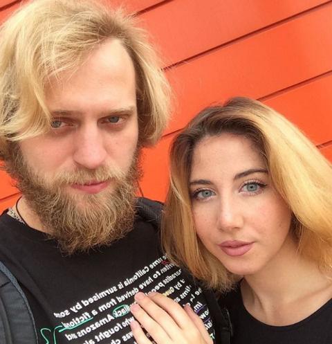 Вальтер Соломенцев и Олеся Лисовская