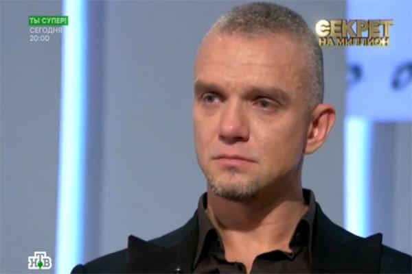 Владимир Епифанцев не смог сдержать эмоций