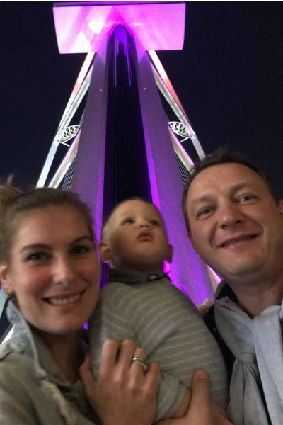 Супруга Башарова смогла простить его после семейного конфликт