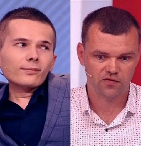 Антон Мамаев и Дмитрий Малов