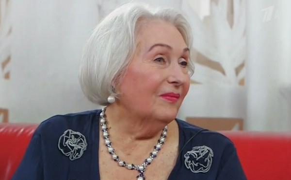Лидия Козлова поделилась воспоминаниями о муже