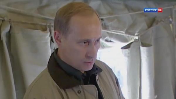 По словам Владимира Путина, он беспокоился за близких людей, когда получил предложение возглавить государство