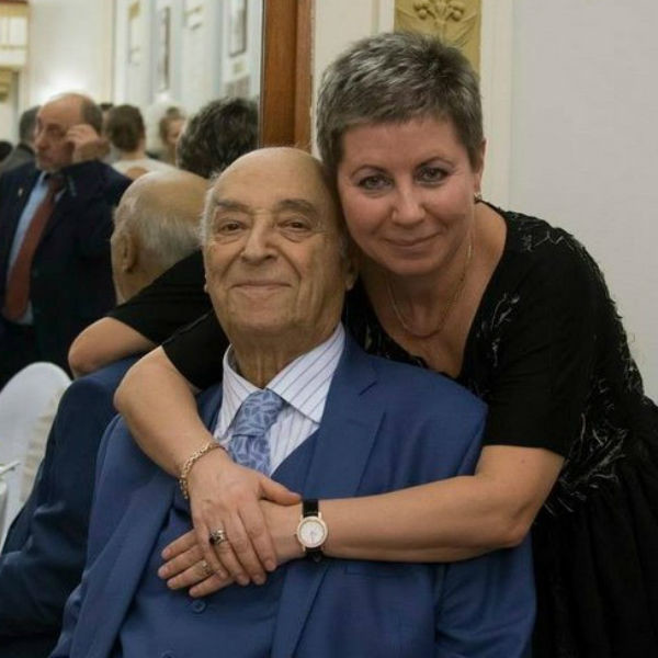 Владимир Абрамович и Елена вместе на протяжении 16 лет