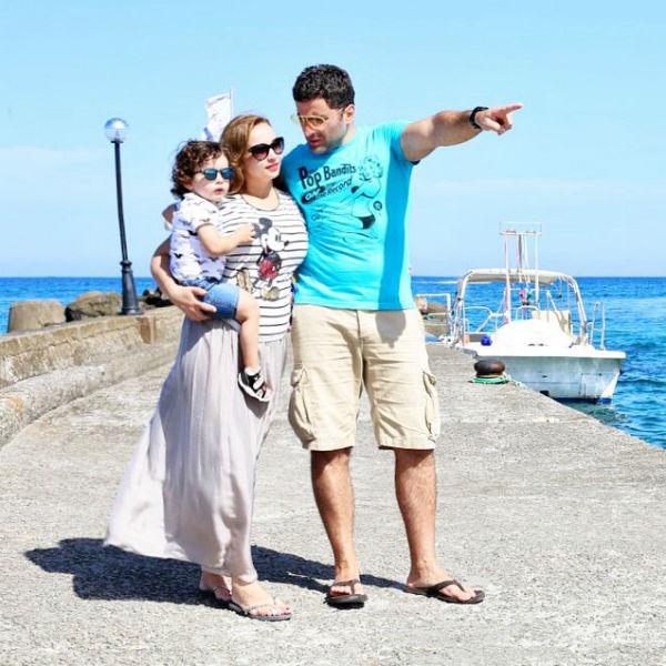 Чехову и Баблишвили считают одной из самых крепких пар в шоу-бизнесе