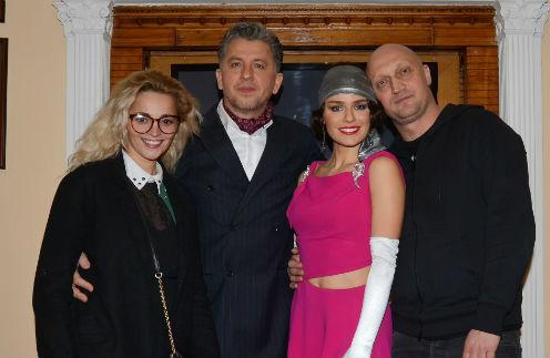 Гоша Куценко отменил вылет на гастроли ради Януша Юзефовича