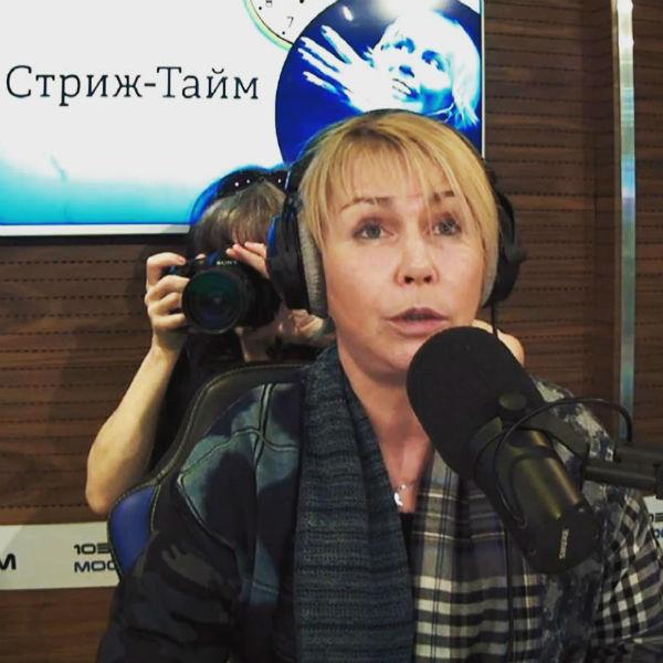 Ксения вернулась на радио спустя 15 лет