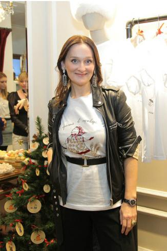 Елена Сотникова, главный редактор журнала ELLE