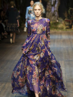 ХОЧУ: Dolce & Gabbana Платье, около 180 000 руб.