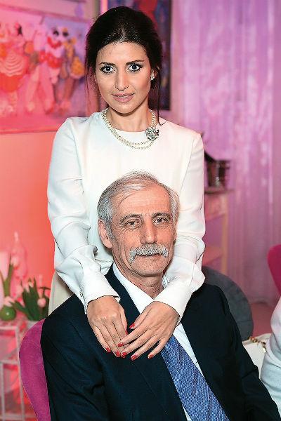 У звезды очень теплые отношения с папой Львом Яковлевичем