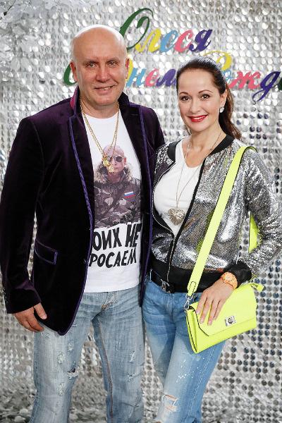 С супругом Николаем они вместе уже 9 лет