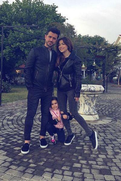Семья Ани Лорак