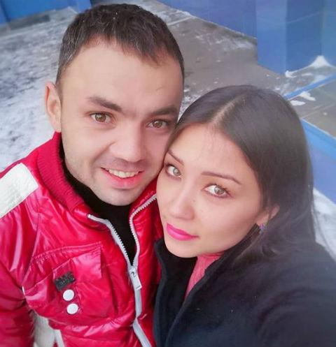 Александр Гобозов и его новая девушка