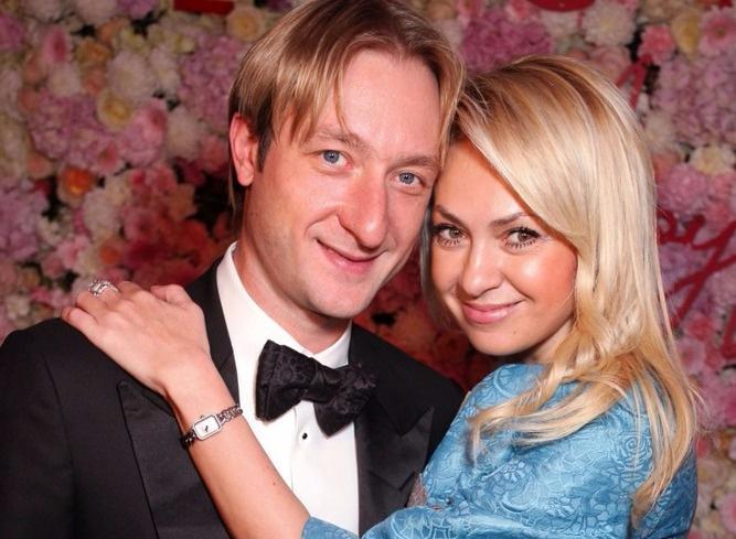 Куда Яна Рудковская и Евгений Плющенко не позовут журналистов