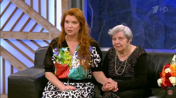 Два года назад Маргарита Петровна принимала участие в телешоу, посвященном дочери