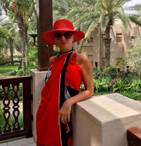 Татьяна Навка перестала скрывать младшую дочь