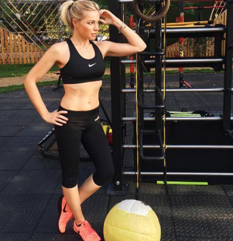 Инна Маликова старается не пропускать тренировки