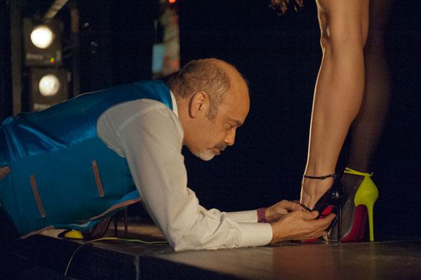 Кристиан Лабутан как никто знает все об идеальной обуви