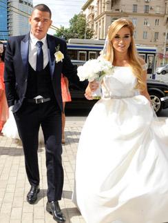 Свадебные фото бородиной и омарова