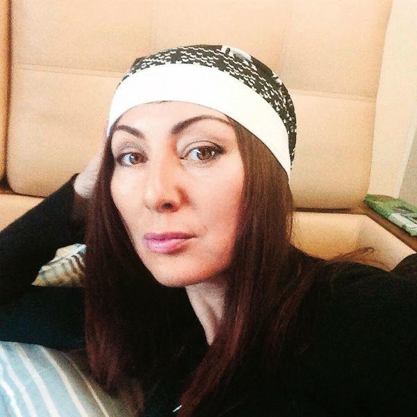 Сестра Ренаты Литвиновой Юлия Вергазова