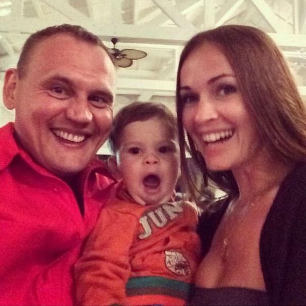 Еще недавно семью Меньщикова можно было назвать счастливой