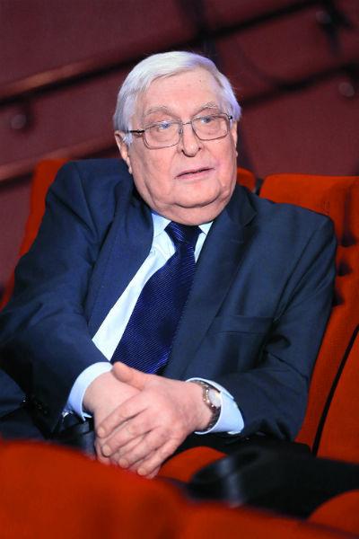 Олег Басилашвили вспомнил своего отца
