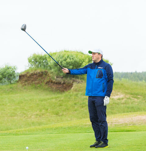 Ежегодный турнир по гольфу проводится в 24-ый раз