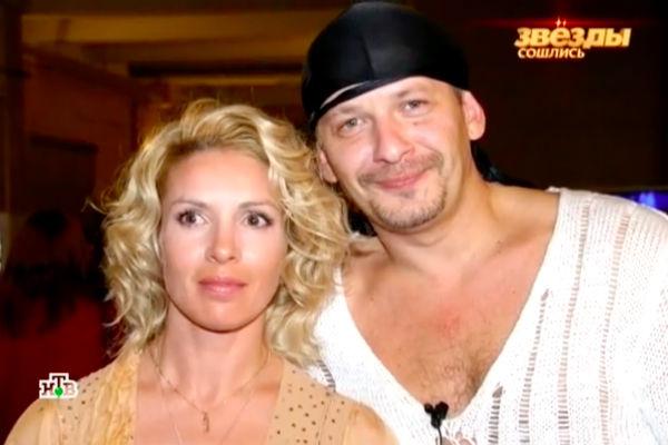 Дмитрий Марьянов и Ирина Лобачева прожили вместе четыре года и оставались друзьями до последнего дня его жизни