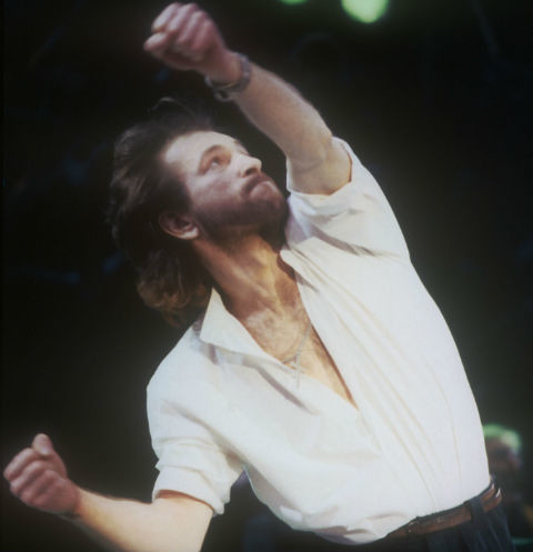 Выступление Игоря Талькова, 1991 год