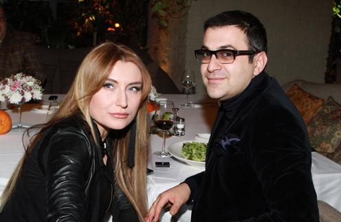 Жанна и Гарик Мартиросян