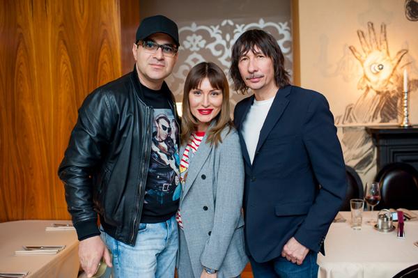 Гарик и Жанна Мартиросян и Байгали Cеркебаев