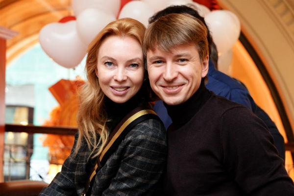 Фигуристка счастлива в браке с Алексеем Ягудиным