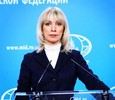 Мария Захарова опровергла слухи о своей алкогольной зависимости
