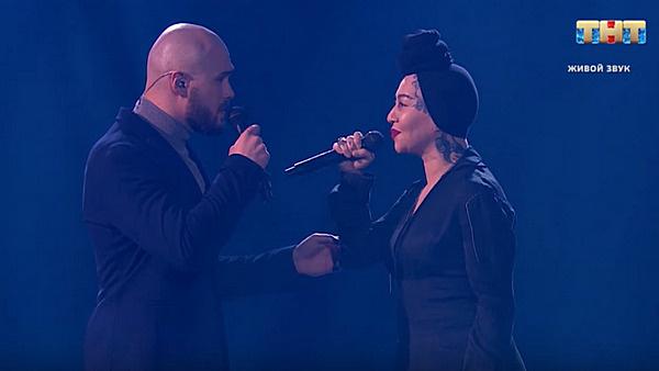 Родион и Наргиз исполнили песню «Вдвоем»
