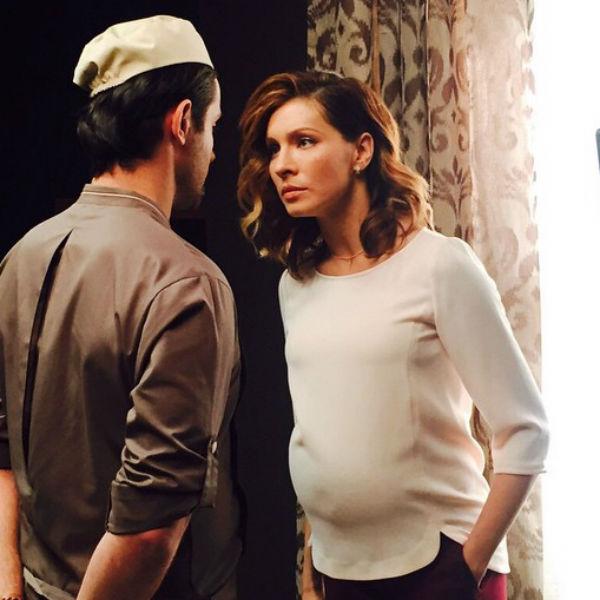 В новом сезоне «Кухни» героиня Подкаминской будет ждать малыша